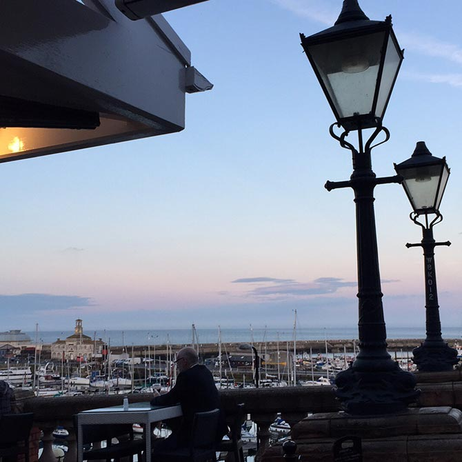 La Magnolia Ramsgate evening view